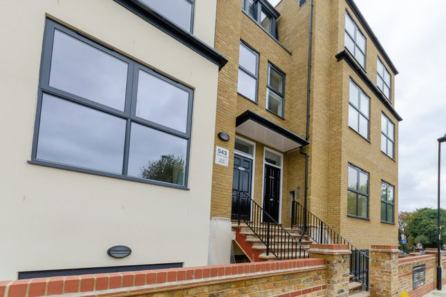 Thumbnail Flat to rent in Green Lanes, Palmers Green, (Flat 1)