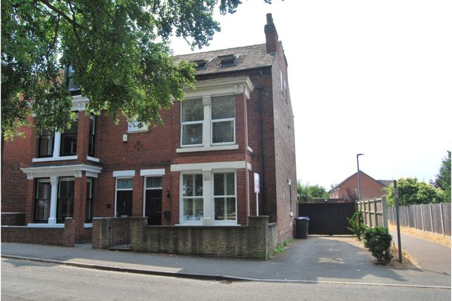 Thumbnail Semi-detached house for sale in Drummond Road, Ilkeston