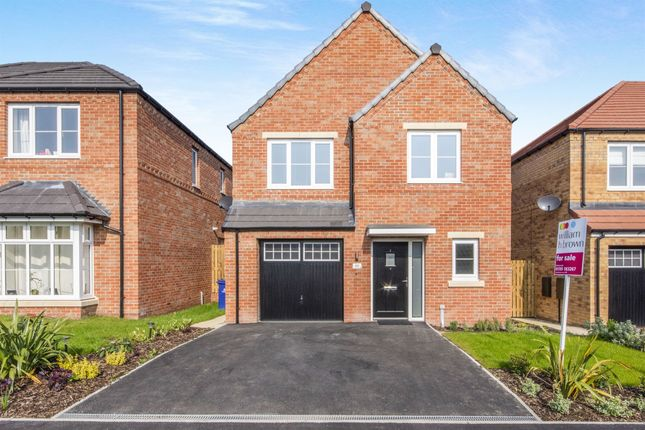 Thumbnail Detached house for sale in Cygnet Drive, Mexborough