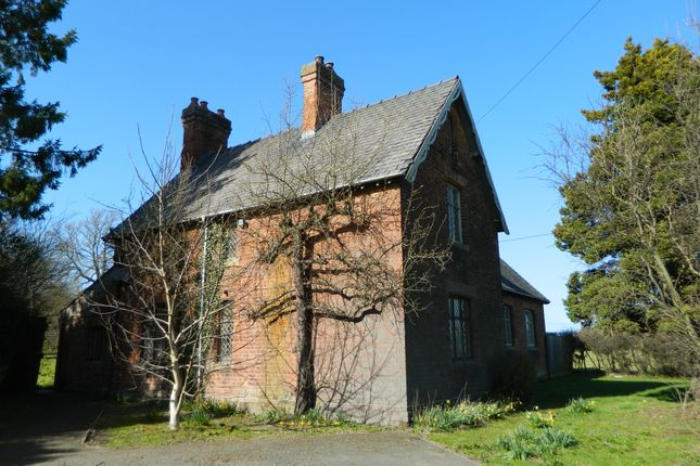 Thumbnail Detached house for sale in Pool Quay, Welshpool
