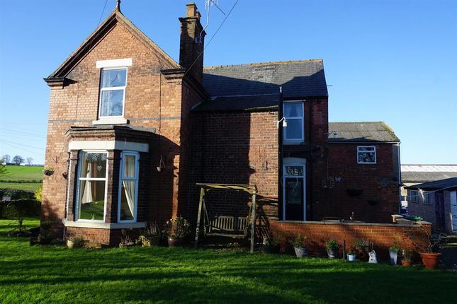 Thumbnail Detached house for sale in Bridlington Road, Hunmanby, North Yorkshire