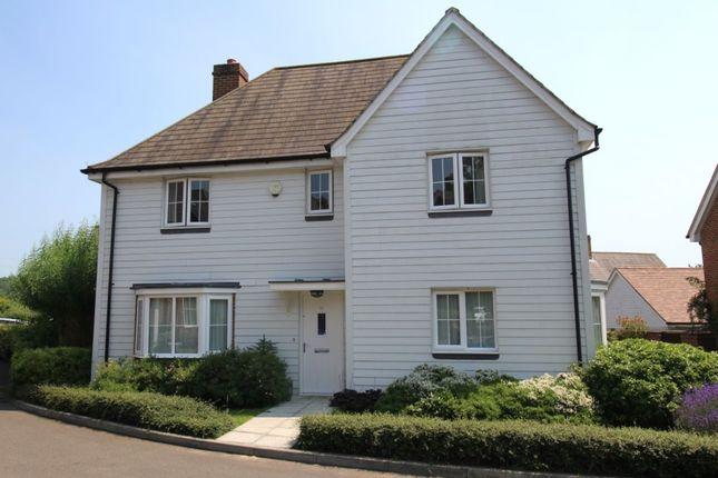 Thumbnail Detached house for sale in Noel Coward Gardens, Aldington, Ashford