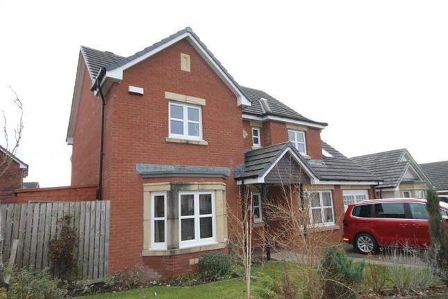 Thumbnail Detached house to rent in Hamilton Avenue, Mauchline