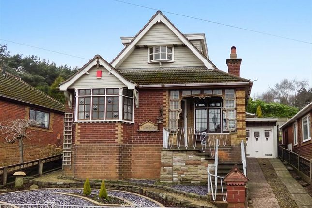 Thumbnail Detached bungalow for sale in Fernlea Grove, Weston Coyney, Stoke-On-Trent