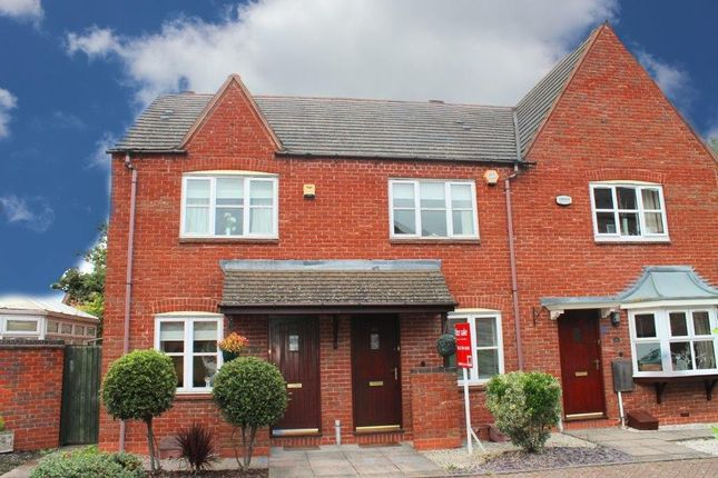 2 bed terraced house for sale in Calcutt Way, Dickens Heath, Shirley, Solihull