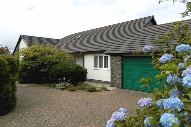 Thumbnail Detached bungalow for sale in Tanglwst, Capel Iwan, Newcastle Emlyn