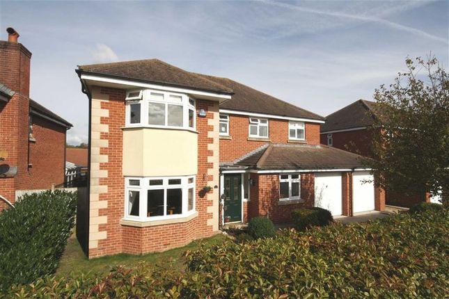 Thumbnail Detached house for sale in Portal Close, Chippenham, Wiltshire