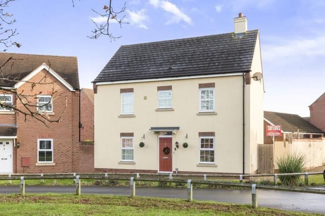 Thumbnail Detached house for sale in Aldergrove Kingsway, Quedgeley, Gloucester, Gloucestershire