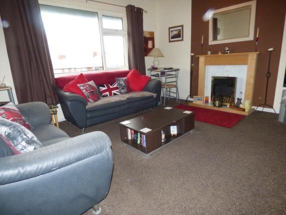 Living Room of Devonshire Road, Blackpool, Lancashire FY3