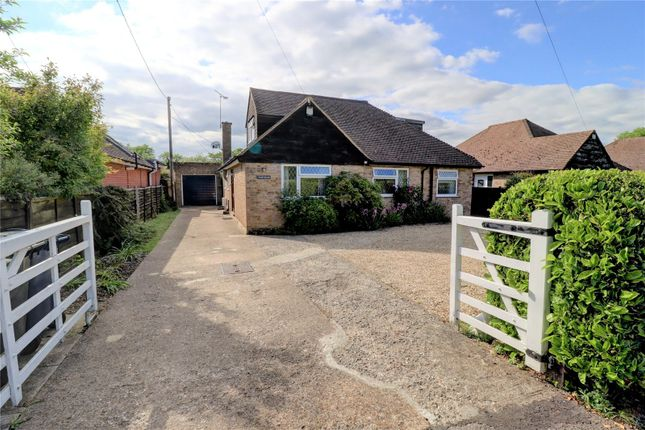 Thumbnail Bungalow for sale in Four Ashes Road, Cryers Hill, High Wycombe, Buckinghamshire