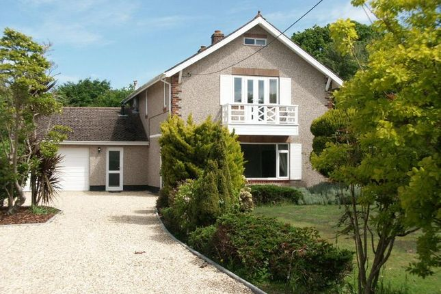 Thumbnail Detached house to rent in Highlands Road, Barton On Sea, New Milton