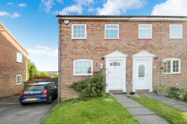 Thumbnail Semi-detached house to rent in Ardleigh Green, Luton