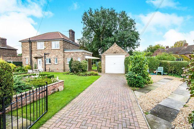 Thumbnail Detached house for sale in Stow Park Road, Marton, Gainsborough