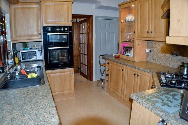 Kitchen of Tanygroes Street, Port Talbot, Neath Port Talbot. SA13
