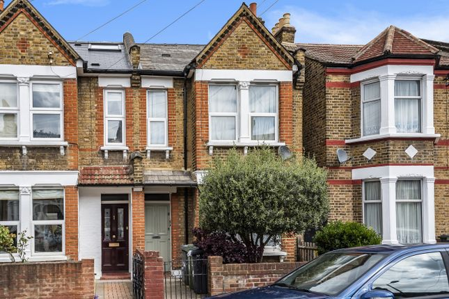 Thumbnail Flat for sale in Felday Road, London