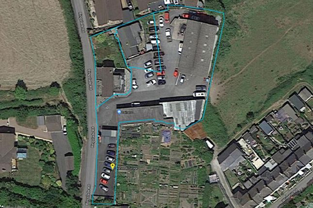 Thumbnail Land for sale in Ringslade Road, Newton Abbot