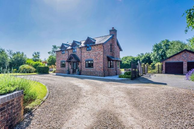 Thumbnail Detached house for sale in North Road, Bretherton, Leyland