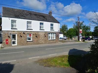 Thumbnail Retail premises for sale in Marshgate Post Office And Stores, Marshgate, Marshgate, Cornwall