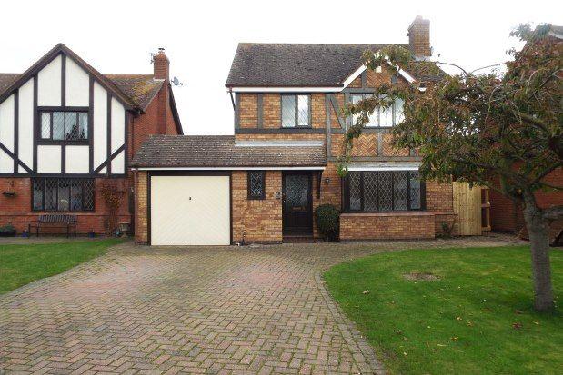 Thumbnail Property to rent in Blakeways Close, Tamworth