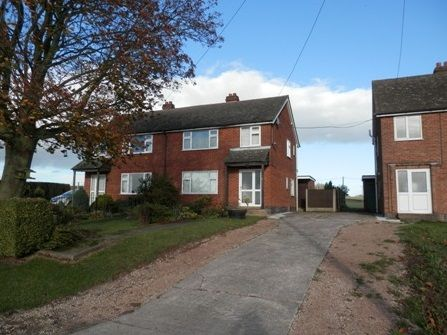 Thumbnail Semi-detached house to rent in Austrey House Cottages, Orton Lane, Atherstone