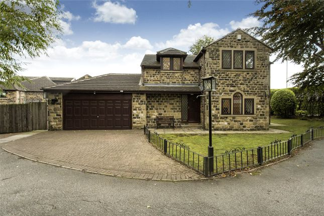 Thumbnail Detached house for sale in Water Royd Lane, Mirfield, West Yorkshire
