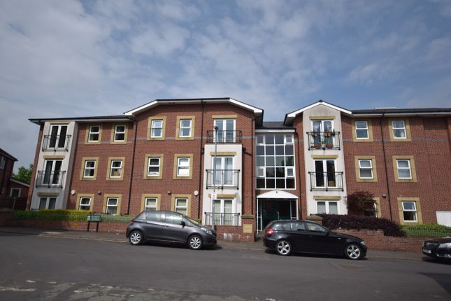 Thumbnail Flat to rent in Quarry Avenue, Stoke-On-Trent