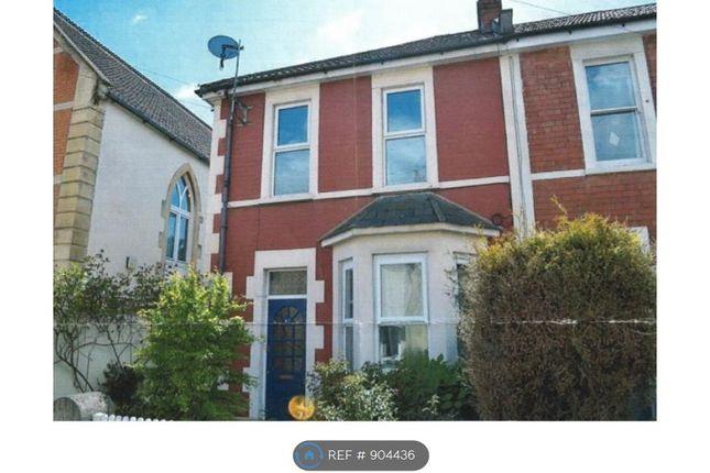 Thumbnail Flat to rent in Locksbrook Road, Bath
