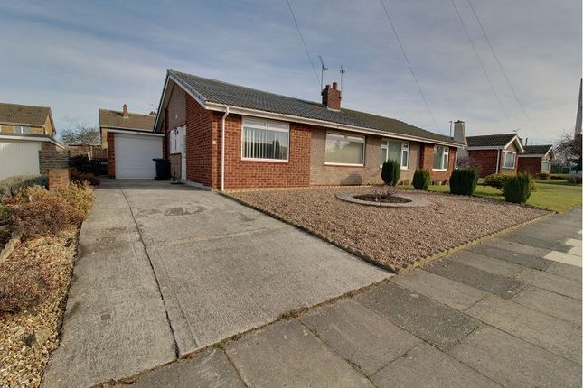 2 bed semi-detached bungalow to rent in Tranmoor Avenue, Bessacarr, Doncaster