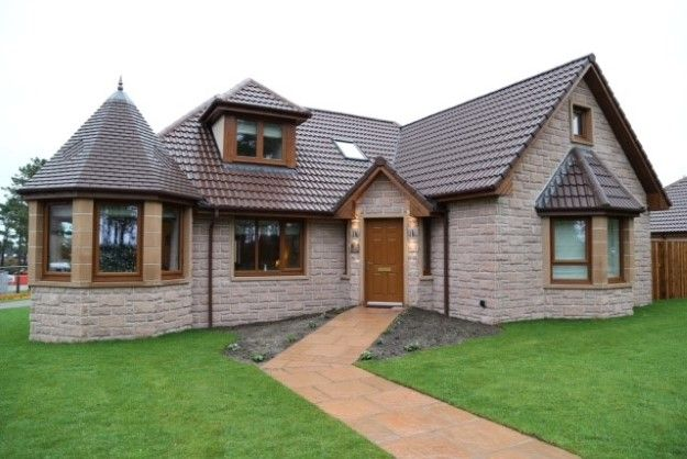 Thumbnail Detached house to rent in 2 Provost Drive, Inchbroom Pines, Lossiemouth