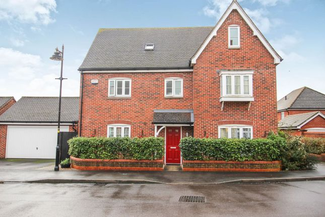 Thumbnail Detached house for sale in Denton Drive, Amesbury