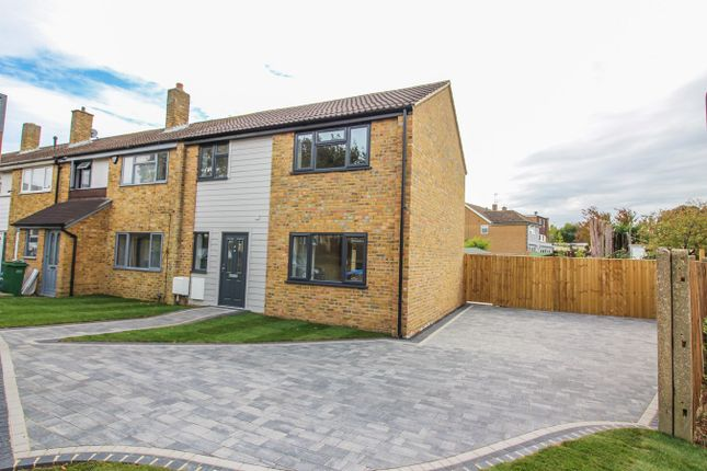 Thumbnail End terrace house for sale in Wharley Hook, Harlow