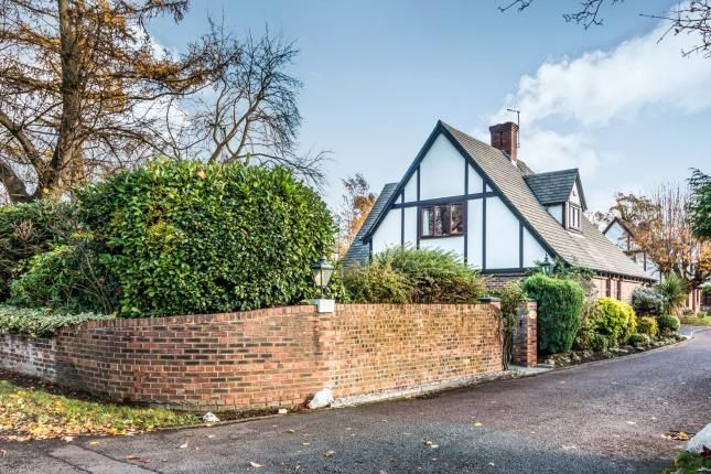 Thumbnail Detached house for sale in Wharton Lodge, Cavendish Road, Eccles, Manchester