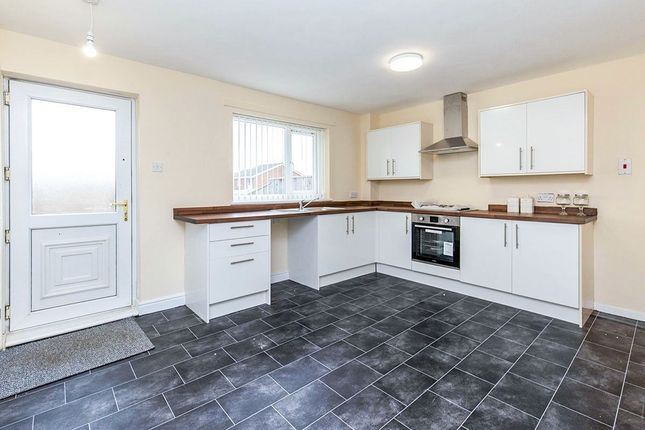 Thumbnail Terraced house to rent in Woodcock Close, Middlesbrough