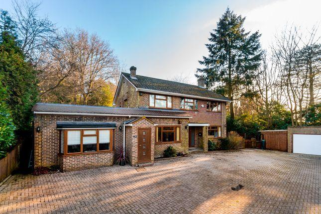 Thumbnail Detached house for sale in Warren Road, Crowborough