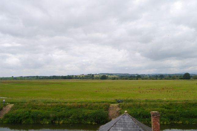 Thumbnail Town house for sale in Elliott Court, Tewkesbury, Gloucestershire