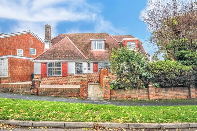 Thumbnail Detached house for sale in Mackie Avenue, Brighton