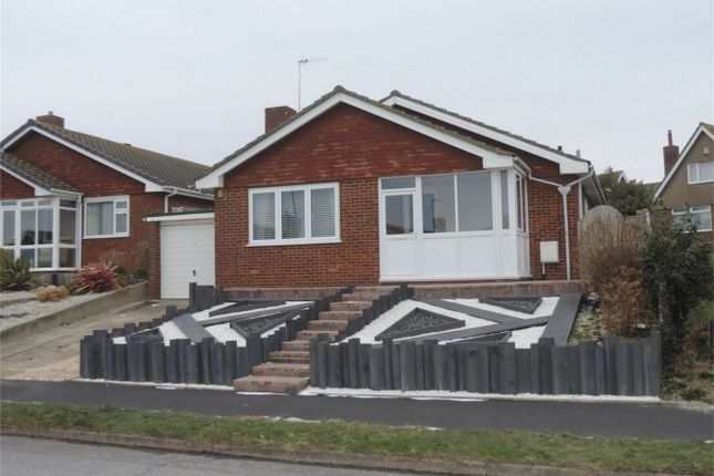 Thumbnail Detached bungalow for sale in Links Drive, Bexhill On Sea, East Sussex