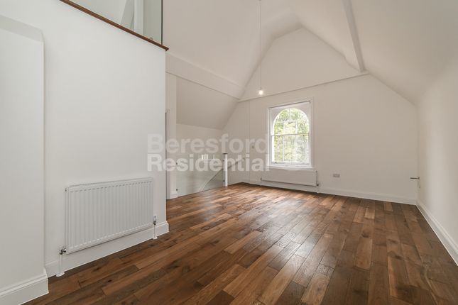 Thumbnail Flat to rent in The Covert, Fox Hill, London