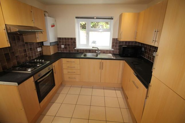 Thumbnail Terraced house to rent in Rhymney Street, Cathays, Cardiff