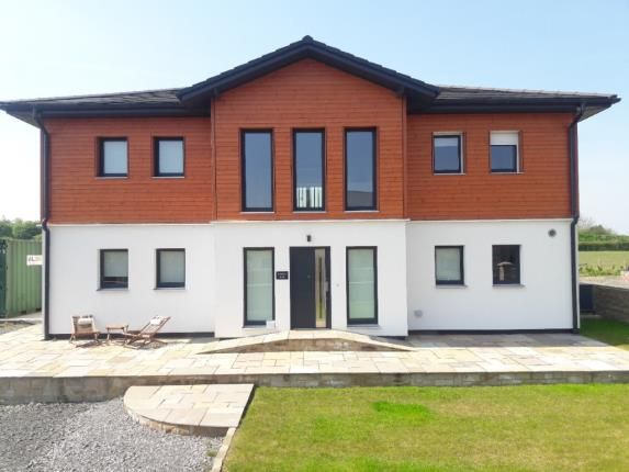Thumbnail Detached house for sale in The Avenue, Medburn, Newcastle Upon Tyne, Northumberland