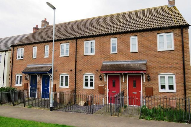 Terraced house to rent in Hancock Drive, Bardney, Lincoln
