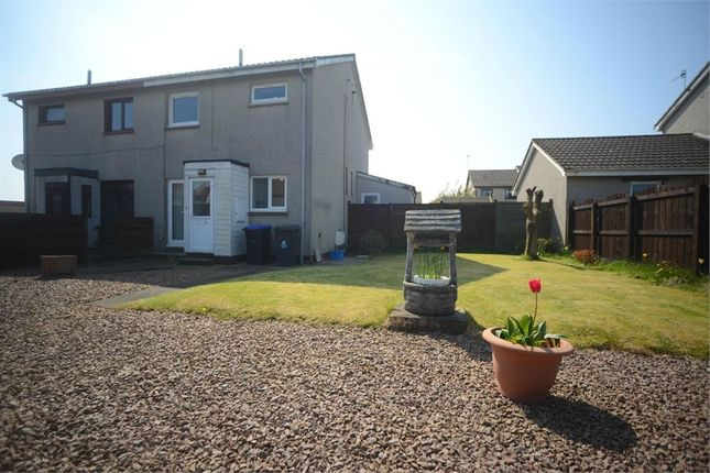 Thumbnail Semi-detached house for sale in Coplandhill Road, Peterhead, Aberdeenshire