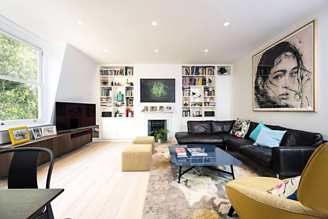 Thumbnail Flat for sale in Aberdare Gardens, South Hampstead, London