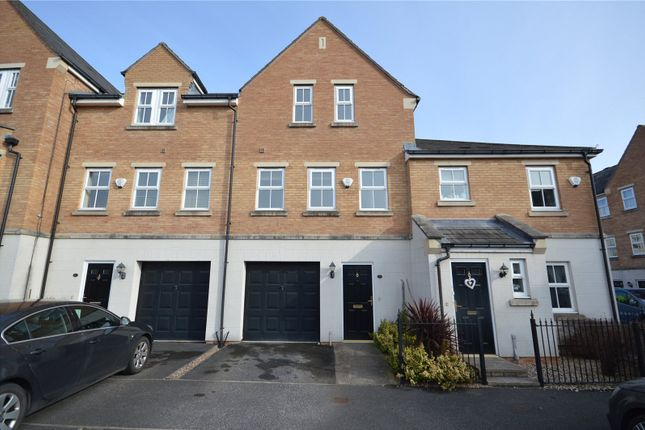 Thumbnail Town house to rent in Ashworth Square, Wakefield, West Yorkshire
