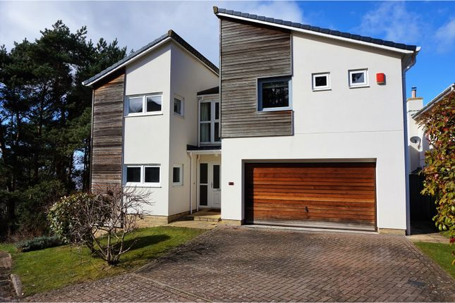 Thumbnail Detached house for sale in Charlcombe Rise, Portishead