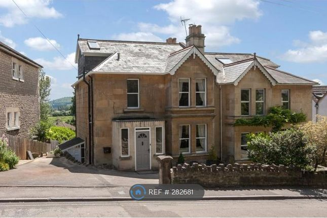 Thumbnail Semi-detached house to rent in Bannerdown Road, Bath