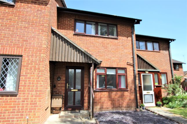 Thumbnail Terraced house to rent in Brownsea Close, New Milton