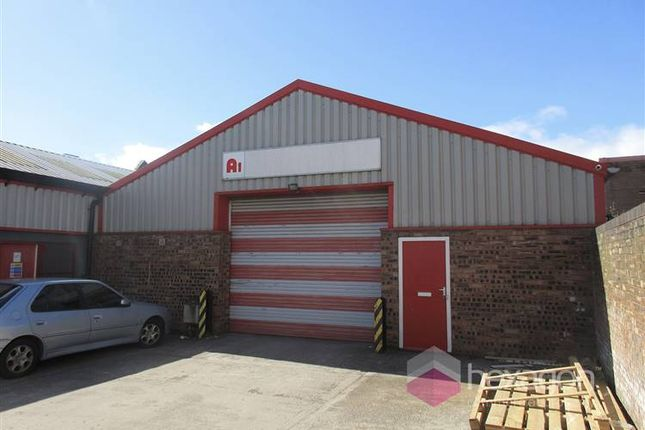 Thumbnail Light industrial to let in Unit 1A Albion Road, Albion Road Industrial Estate, Willenhall