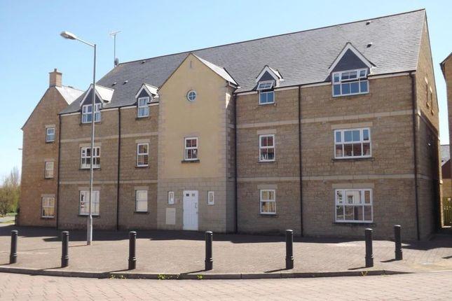 Thumbnail Flat to rent in Freestone Way, Corsham