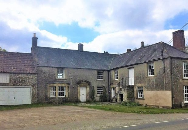 Thumbnail Property for sale in Leigh Upon Mendip, Radstock